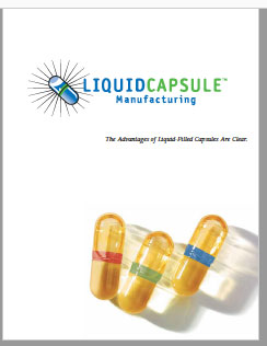 Contract Manufacturing Services - LiquidCapsule
